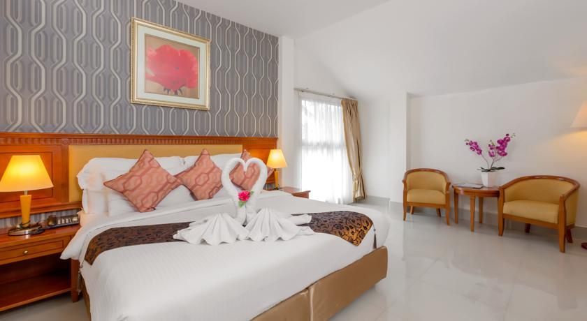 The Golden Ville Boutique Hotel and Spa