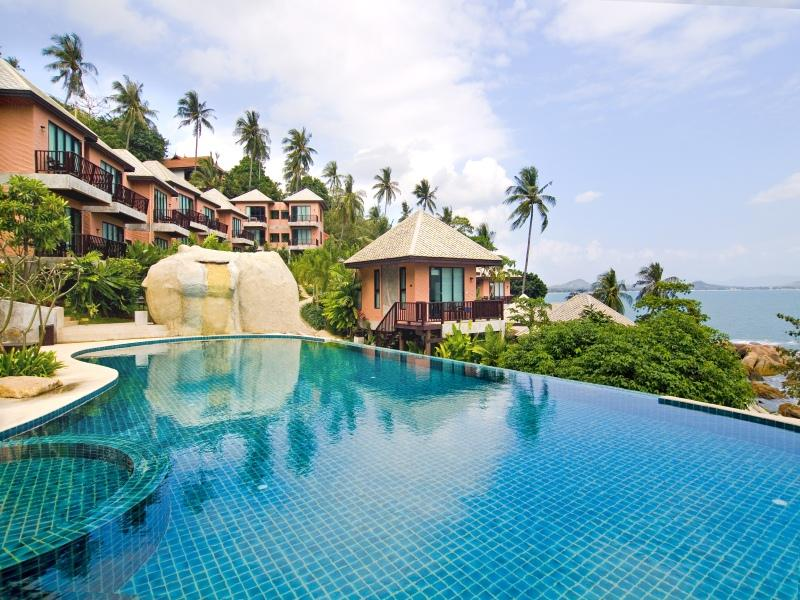 Samui Cliff View Resort Spa