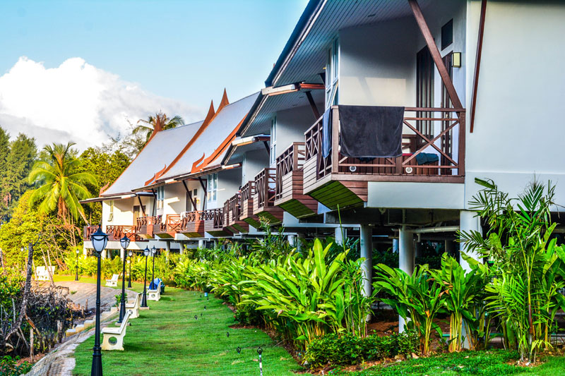 Bhu Tarn Koh Chang Resort Spa