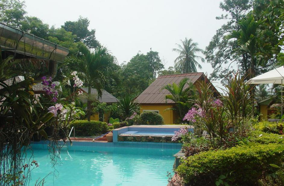 Kwaimaipar Orchid Garden Resort