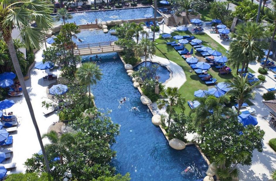 Jomtien Palm Beach