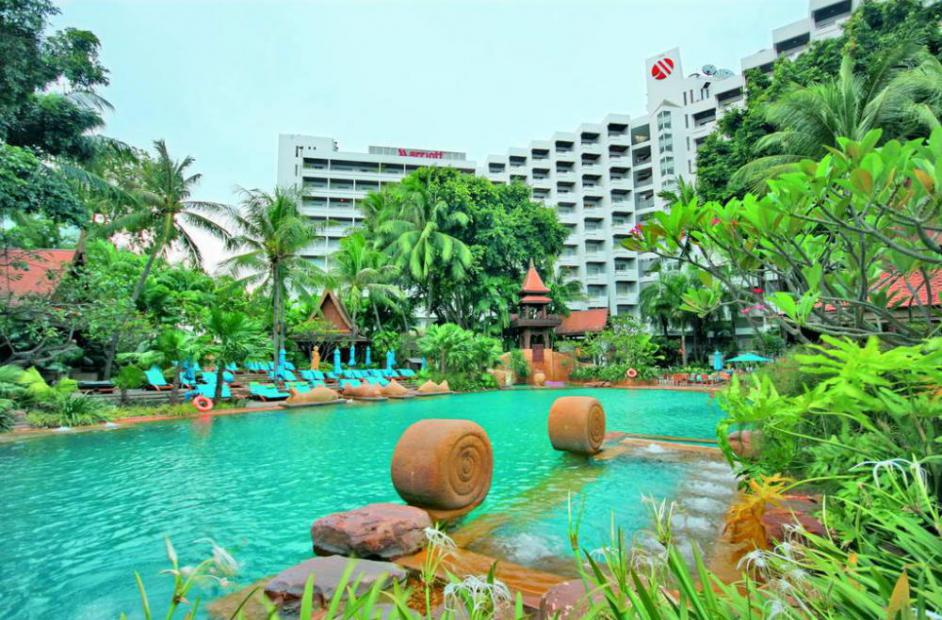 Pattaya Marriott Resort Spa