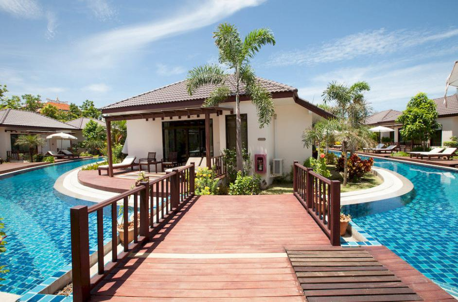 Pinnacle Grand Jomtien Resort Spa