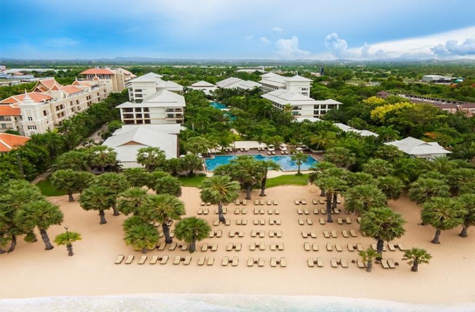 Ravindra Beach Resort Spa