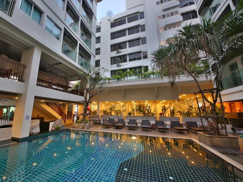 Sunshine Hotel Residences