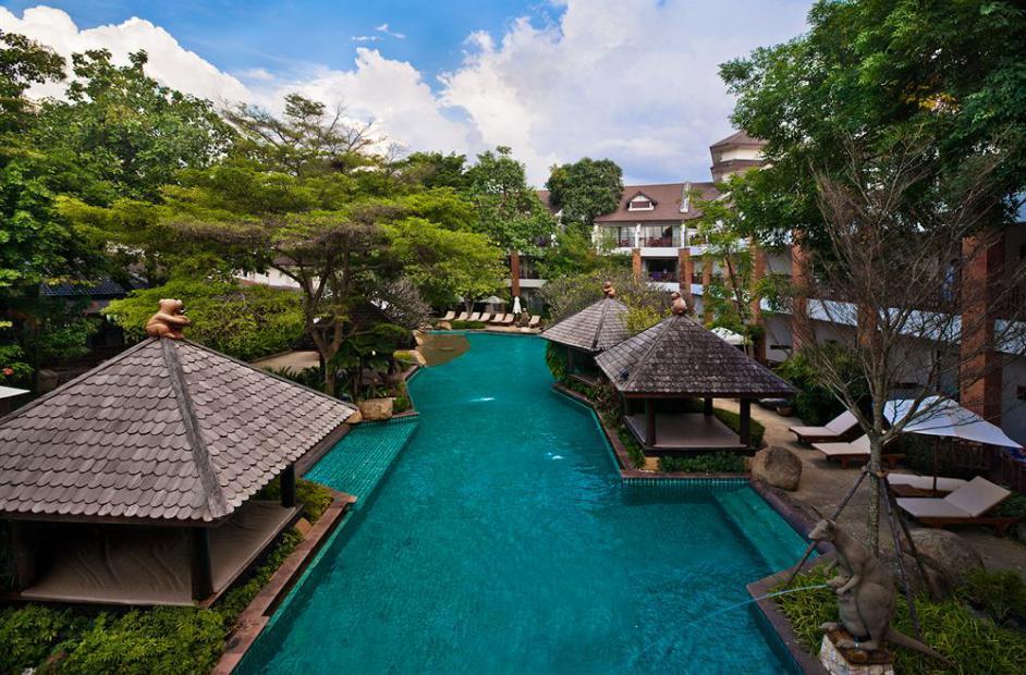 Woodlands Hotel Resort