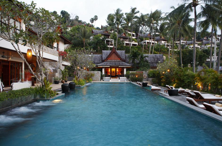 Ayara Hilltops Boutique Resort Spa