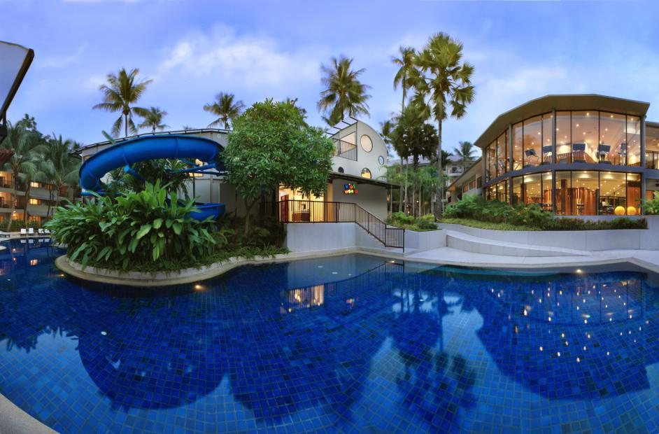 Double Tree Resort by Hilton Phuket Surin Beach