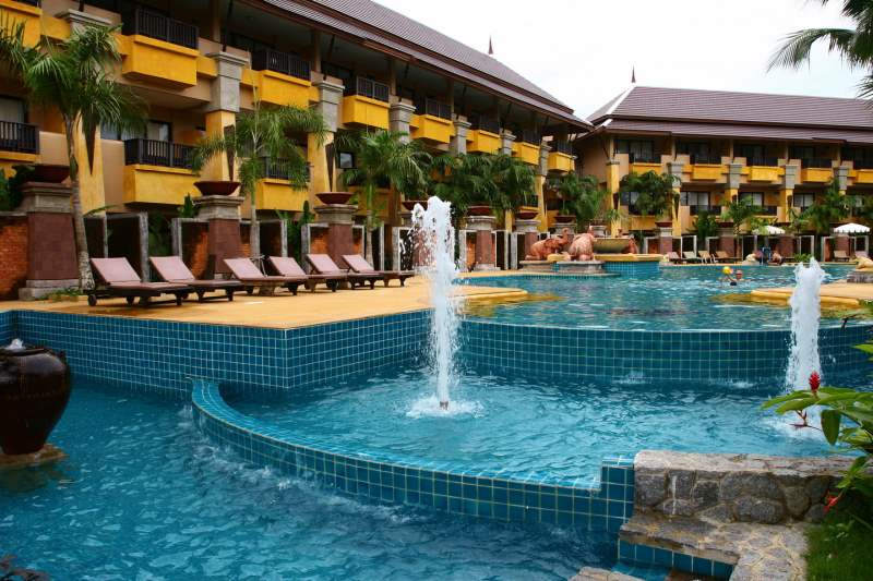 Print Kamala Resort