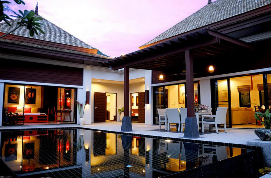 The Bell Pool Villa Phuket