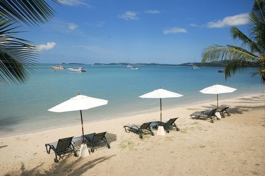 Бопут - одно из лучших мест для пляжного отдыха на Самуи