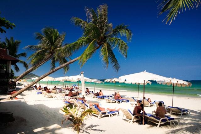 Фото пляжей Самуи, Тайланд