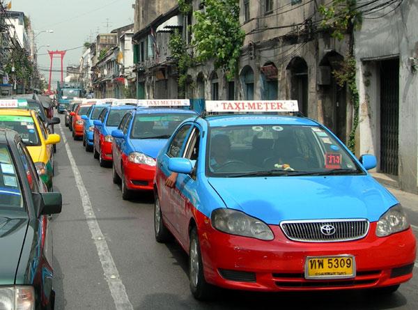 Такси метер в Паттайе