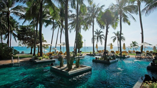 Centara Grand Beach Resort Samui 5 (Центара Гранд Бич Резорт Самуи 5)