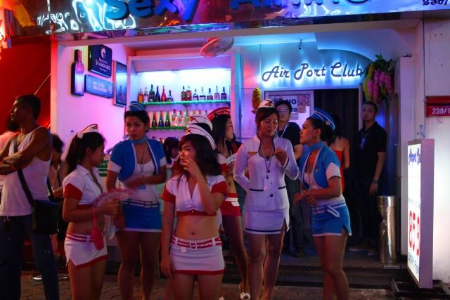 Секс туризм в патайя