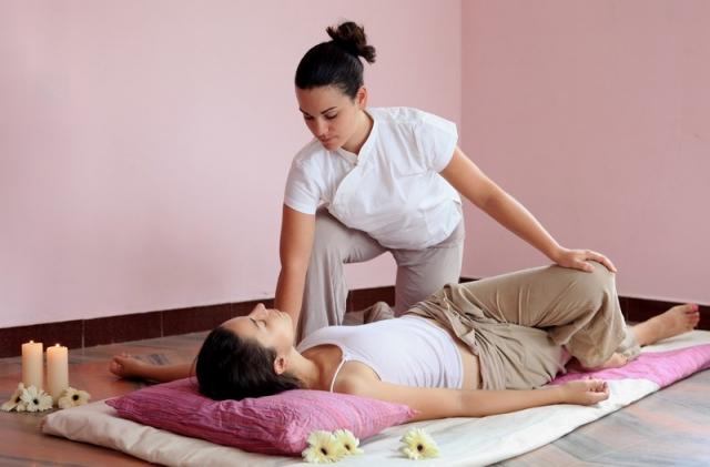 Сексуальный массаж в паттайе