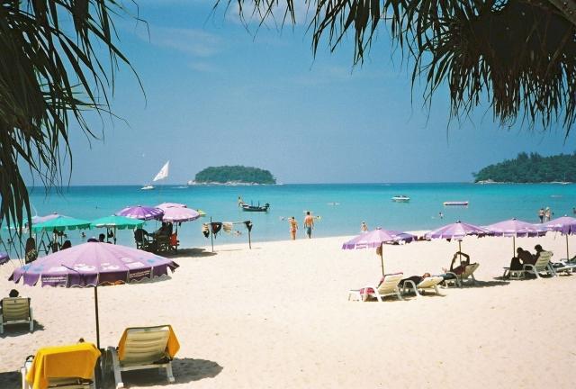Отель на лучшем пляже Пхукета! Таиланд!